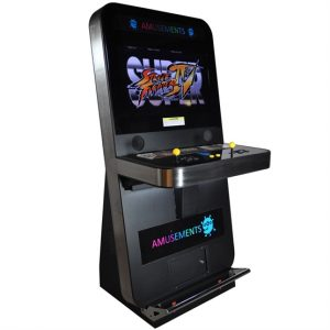 hire street fighter arcade machine