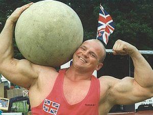 hire strongman show