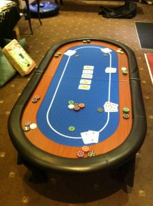 Hire Texas Hold Em Poker Table