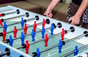 Hire Table Football Games