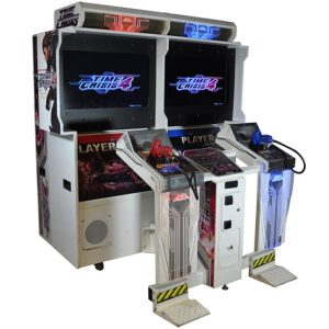 hire time crisis arcade machine