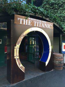 Hire Titanic Theme Party