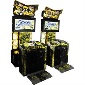 hire sega too spicy arcade machine