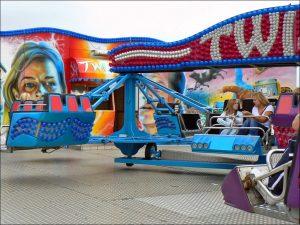 Hire Twister Fairground Ride