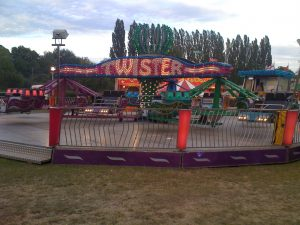 Hire Twister Fairground Ride
