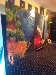 Hire Underwater Theme Party