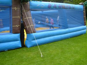 Hire inflatable Volleyball