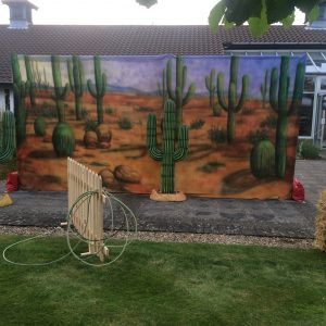 HIre wild west theme party