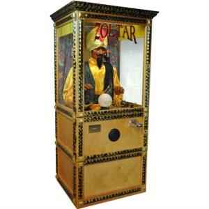 hire zoltar fortune teler arcade machine